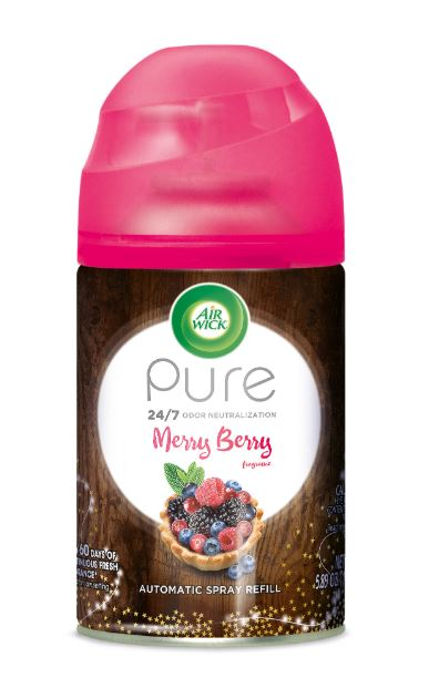Air Wick Automatic Spray -  Pure Merry Berry 5.89 oz